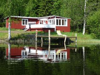 Nice Bungalow with Private Fishing and Television - Mellansel vacation rentals