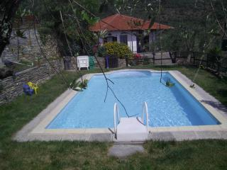 dimora tipica in pietra, piscina, barbecue, wifi - Dolcedo vacation rentals
