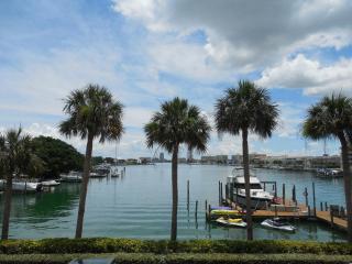 Dockside Condos 204 | Bay View - Clearwater vacation rentals