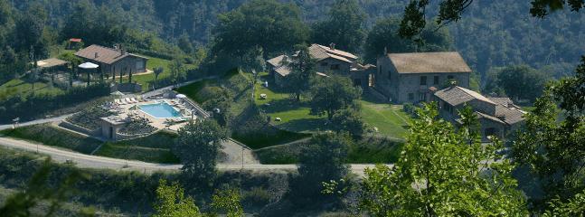 Casa vacanza in Casale a Ficulle - Orvieto - Terni vacation rentals