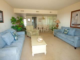 Ocean Club Villa 45 - 2 Bedroom 2 Bathroom Oceanfront Flat  Hilton Head, SC - Hilton Head vacation rentals