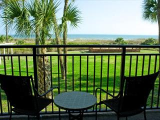 1Bedroom 1 Bathroom Oceanfront Seaside Villa newly renovated S Forest Beach - Hilton Head vacation rentals