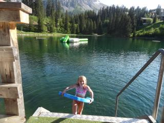 2 bedroom Apartment with Internet Access in Arosa - Arosa vacation rentals