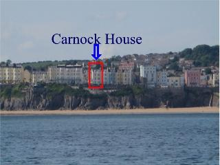 Carnock House St. Margaret's - Tenby vacation rentals
