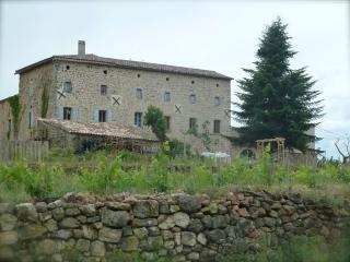 1 bedroom Gite with Internet Access in Joyeuse - Joyeuse vacation rentals