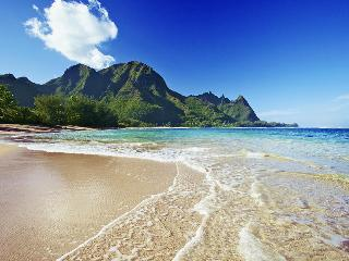 Glamping on Kauai...Anini Beach - Princeville vacation rentals