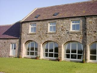 Nice Barn with Satellite Or Cable TV and Television - Berwick upon Tweed vacation rentals