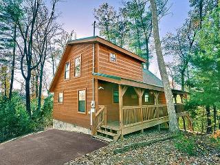 2Bedroom Cabin Gatlinburg TN, Games, wifi, hot tub, & more - Sevierville vacation rentals