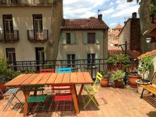 Sunny Townhouse with Internet Access and A/C - Céret vacation rentals