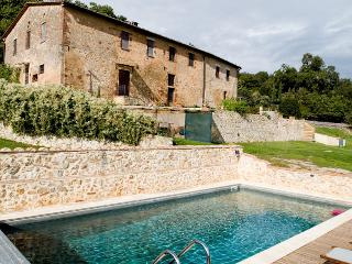 Il Baroncino - The Entire Villa For 12 - Siena vacation rentals