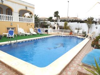 5 Bedroom Villa Air-con Pool La Marina PV507 - La Marina vacation rentals