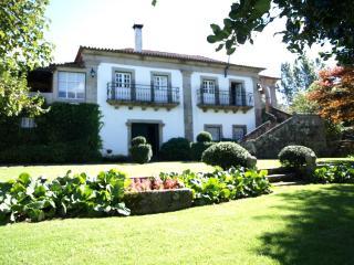 superb 6bdr manor house,pool w/ stunning views - Mondim de Basto vacation rentals
