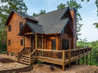 Secluded 3 Bedroom Cabin Near Toccoa River - Blue Ridge vacation rentals