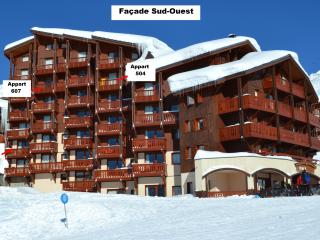 Nice 2 bedroom Val Thorens Apartment with Internet Access - Val Thorens vacation rentals