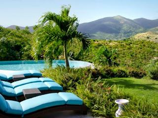 Villa On Island Time SPECIAL OFFER: St. Martin Villa 207 Offers Stunning Views Of The Ocean, Surrounding Hillsides And Orient Bay. - Oyster Pond vacation rentals