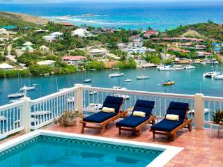 Villa Majestic View SPECIAL OFFER: St. Martin Villa 206 Overlooking Captivating Oyster Pond And Dawn Beach, With Beautiful Sunrises. - Oyster Pond vacation rentals