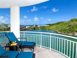 The Lighthouse Penthouse, Unit 6B St. Martin Villa 209 An Exquisite Penthouse Featuring Spectacular Views Of Both The Ocean And  - Oyster Pond vacation rentals