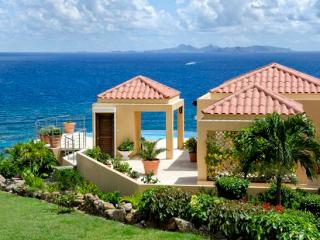 Summerwinds Villa SPECIAL OFFER: St. Martin Villa 220 The Villa Is Perched On The Hillside With Stunning Views Of The Ocean. - Oyster Pond vacation rentals