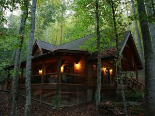 Lovely House with Fireplace and Hot Tub - Cherokee vacation rentals