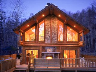 Convenient House with Mountain Views and Fireplace - Bryson City vacation rentals