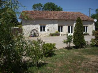 Superb rural French barn-conversion, with pool - Cherval vacation rentals
