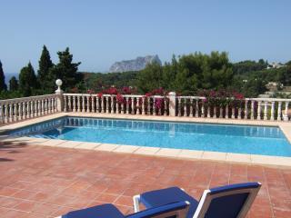 Bright 4 bedroom Villa in Moraira - Moraira vacation rentals