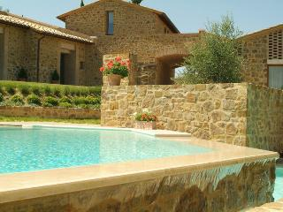 2 bedroom Condo with Hot Tub in Montalcino - Montalcino vacation rentals
