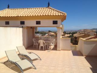 Penthouse Apartment with pool - Mar de Cristal vacation rentals