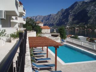 Kotor View apartment - pool, gardens, spectacular views! - Muo vacation rentals