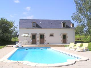 Perfect 2 bedroom Gite in Nohant-en-Goût - Nohant-en-Goût vacation rentals