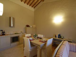 Cozy 2 bedroom Montalcino Apartment with Hot Tub - Montalcino vacation rentals