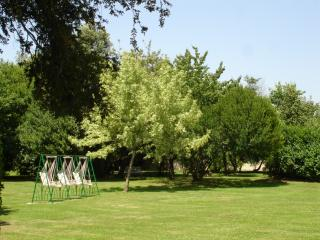 Comfortable 8 bedroom Gite in Bagnizeau with Tennis Court - Bagnizeau vacation rentals