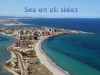 Aluse 6, La Manga del Mar Meno - La Manga del Mar Menor vacation rentals