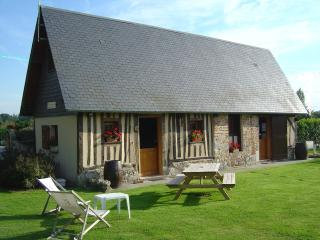 Nice 1 bedroom Gite in Fatouville-Grestain - Fatouville-Grestain vacation rentals