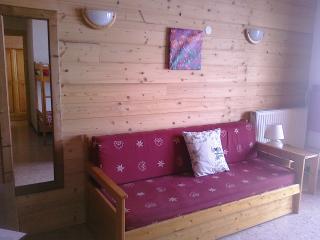 Romantic 1 bedroom Condo in Montgenevre - Montgenevre vacation rentals