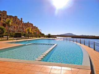 Top floor corner large terrace - Alhama de Murcia vacation rentals
