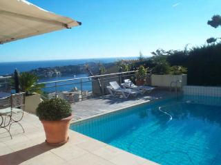 Lovely Villa with Internet Access and A/C - Villefranche-sur-Mer vacation rentals