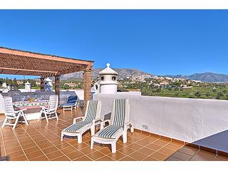 102 La Siesta top Floor with Private Roof terrace - Mijas Pueblo vacation rentals