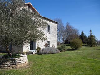 Lovely 2 bedroom Gite in Monts-sur-Guesnes with Washing Machine - Monts-sur-Guesnes vacation rentals