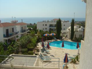 Nice Condo with DVD Player and Shared Outdoor Pool - Kissonerga vacation rentals