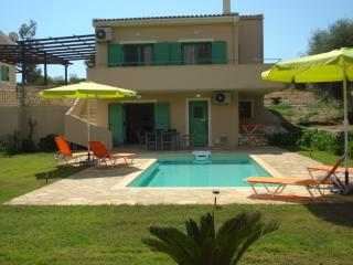 Comfortable 3 bedroom Karavados Villa with A/C - Karavados vacation rentals