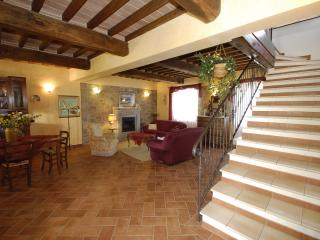 Nice Villa with Deck and Internet Access - Province of Arezzo vacation rentals
