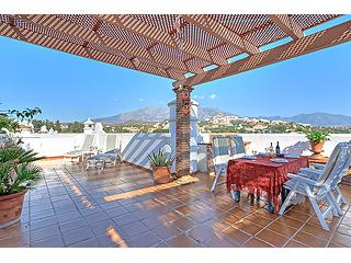99 La Siesta top floor with Private Roof terrace - Mijas Pueblo vacation rentals