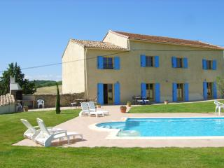 Perfect Villa in Fanjeaux with Satellite Or Cable TV, sleeps 10 - Fanjeaux vacation rentals