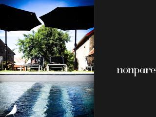 Nonpareil, gîte 10 pers piscine extérieure, balnéo - Chenerailles vacation rentals