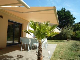 Plage Légenèse villa standing WIFI, linge de lit - Carnac vacation rentals