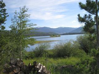 Dillon Reservoir (5 minute walk from condo) - Beautiful Mtn Condo Vacation for all Seasons! - Frisco - rentals
