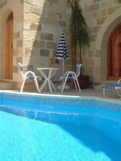 Dar il Palma - Townhouse with private outdoor pool - Sanat vacation rentals