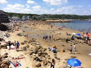 BEACH. DOWNTOWN ROCKPORT . STUDIO. 2ndfloor - Rockport vacation rentals