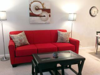 Newly furnished 2 Bedroom Condo - 15 minutes walk to Downtown Sunnyvale, free wi-fi - San Francisco Bay Area vacation rentals